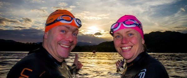 lake district swimmers