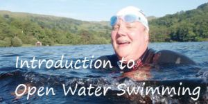 introduction to open water swimming in the Lake District