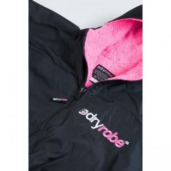 DryRobe Swimming Robe, Pink Lining