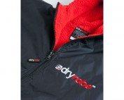 DryRobe Long Sleeve Swimming Robe, Red Lining