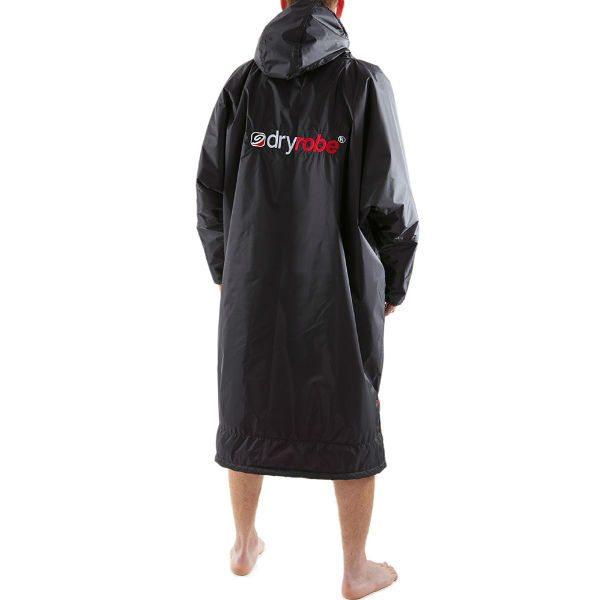 DryRobe LS in Black-Red