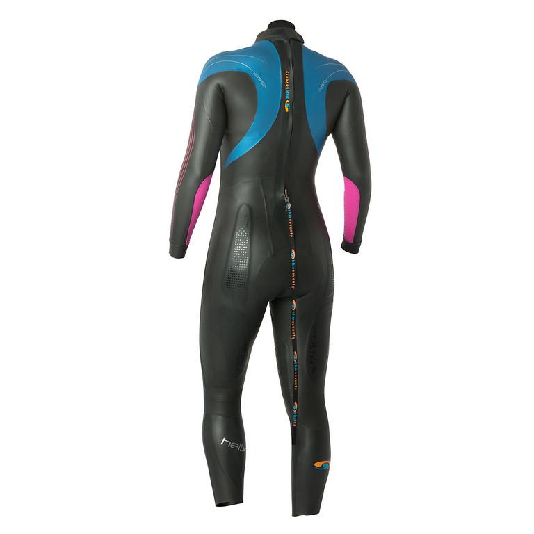 womens BlueSeventy Helix Wetsuit 2018 back