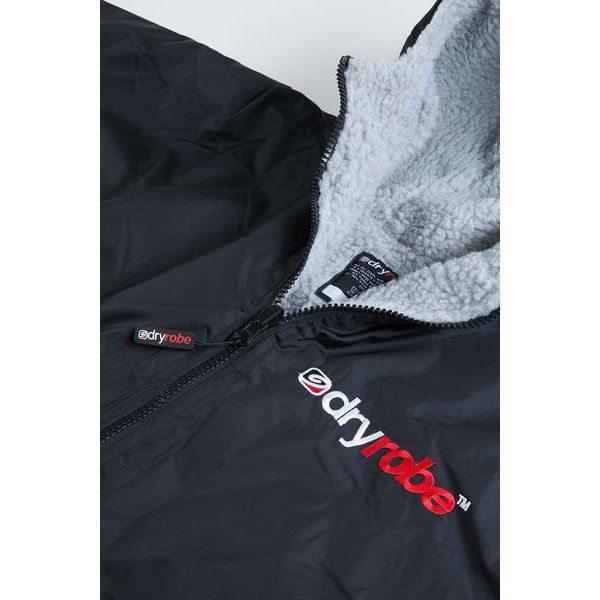 Dryrobe LS Black Grey