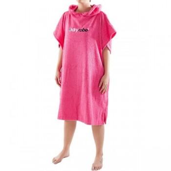 Pink DryRobe Swimming Changing Towel