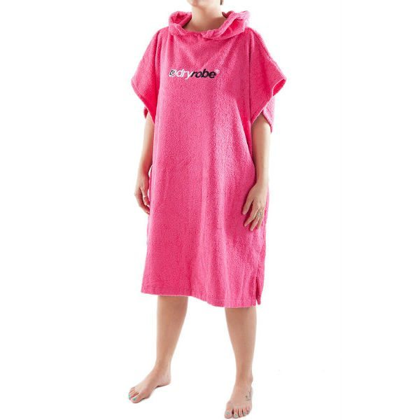 Pink DryRobe Swimming Changing Towel