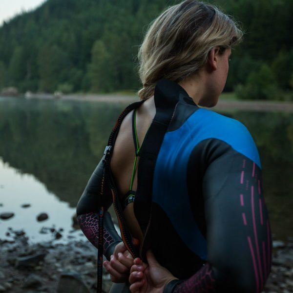 Wetsuit Hire for Courses & Swims