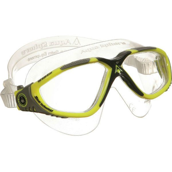 Aqua Sphere Vista Goggle in Yellow