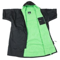 Dryrobe Advance Short Sleeve Green