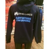 Lakes not Lanes Hoodie back