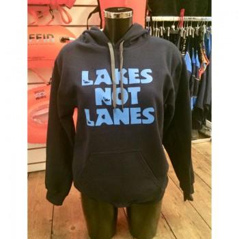 Lake not Lanes Hoodie