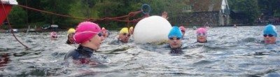 Open Water Training in the Lake District