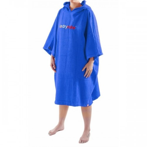 dryrobe towel royal blue