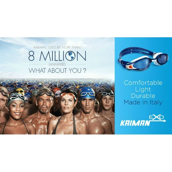 8 Million Swimmers can't be wrong - Kaiman EXO poster