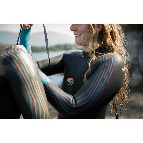 Sprint Wetsuit Helping Hands