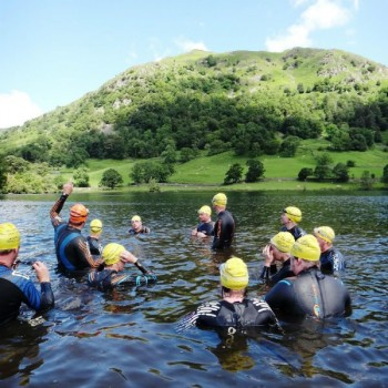 Coaching Swimming in Rydal