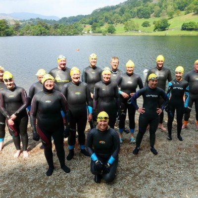 Beginners Wild Swimming Course