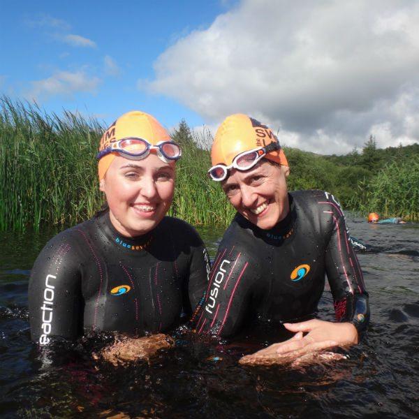 Poets Punt Wild Swimmers