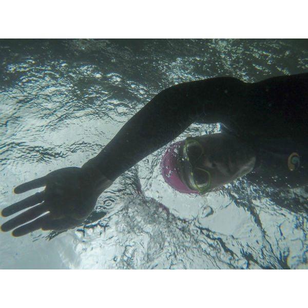 Buttermere Swimmer