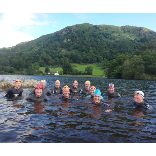 Wild Swimming in Rydal Water