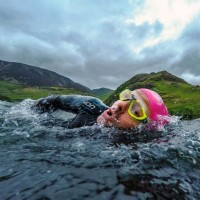 Buttermere Swimming