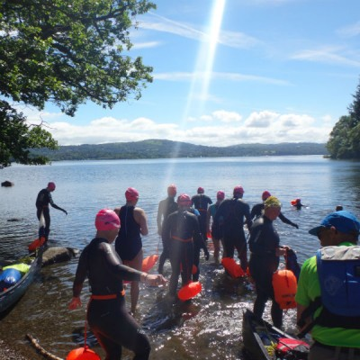 Windermere Wild Swim Adventure North Basin