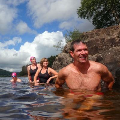 Windermere Wild Swim Adventure Skins Swim