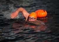 swim event preparation pete