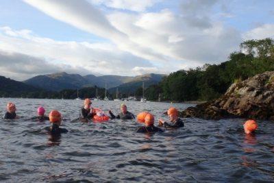 ullswater island swim