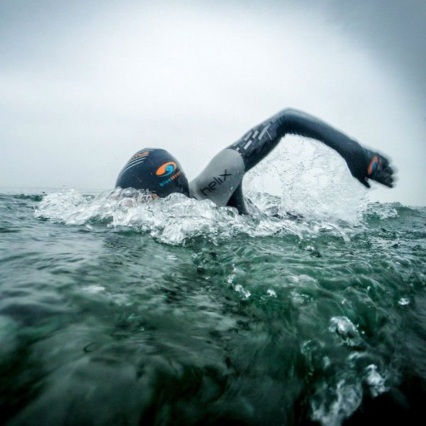 Thermal Helix Wetsuit Swimmer
