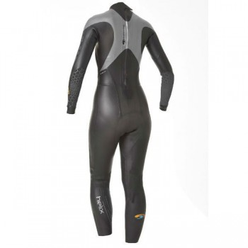 Womens Thermal Helix Wetsuit Rear