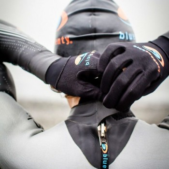 Womens Thermal Helix Wetsuit Zipped