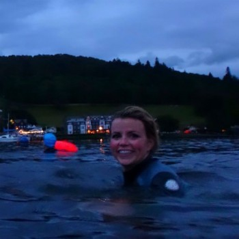 Secret Britain Night Swim