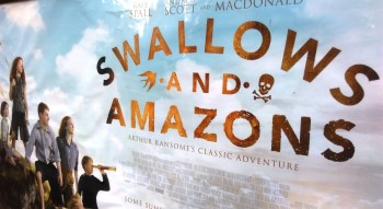 Swallows & Amazons Movie poster