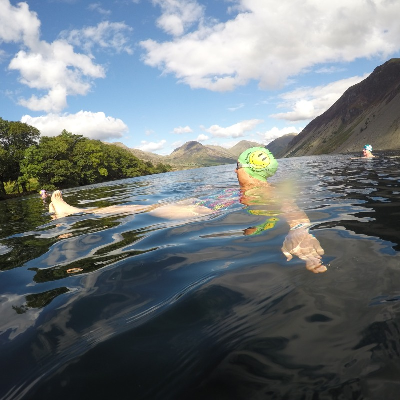 wastwater clear happy hat