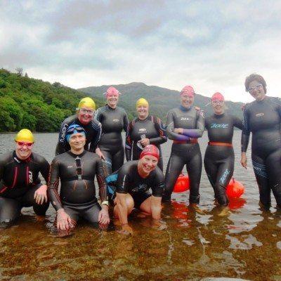 grasmere shore swimmers
