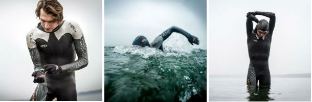 Cold Water Swimming Wetsuits