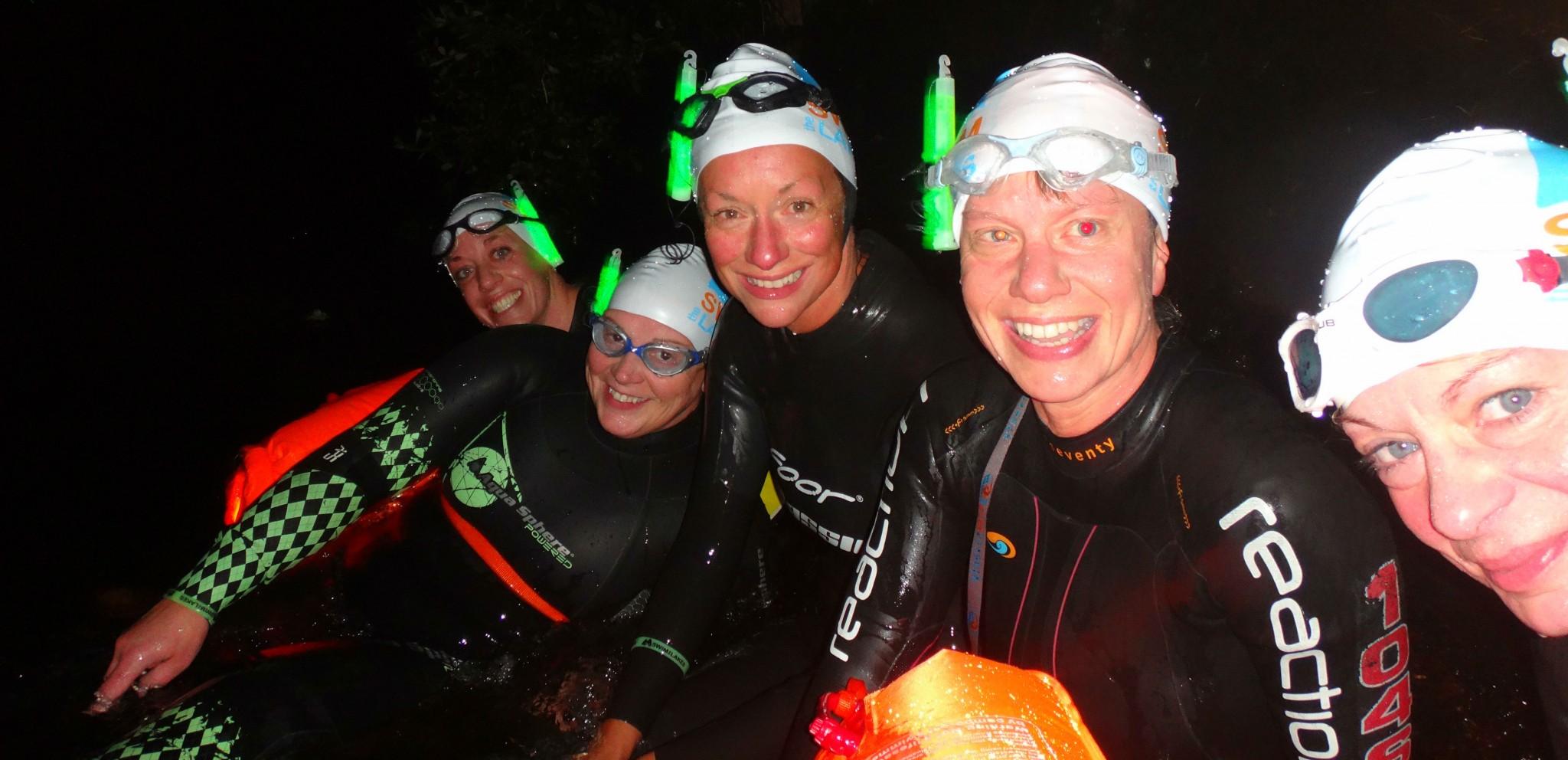 4d12d9f349e Night swimming. Cold Water Night Swimming