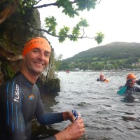 Brathay Swim hike Windermere