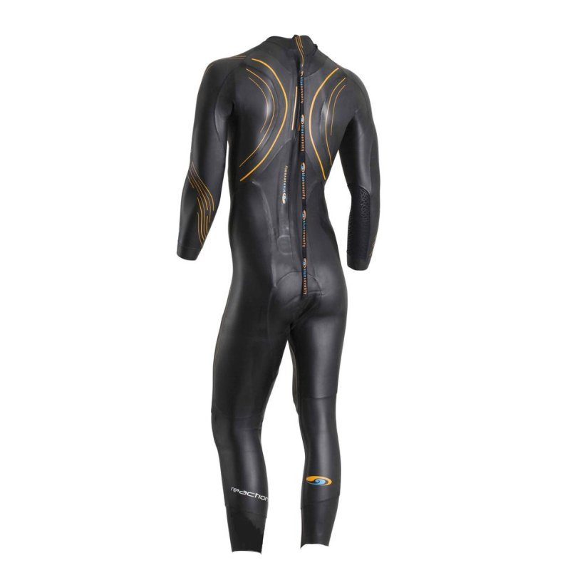 BlueSeventy Reaction Wetsuit Mens back