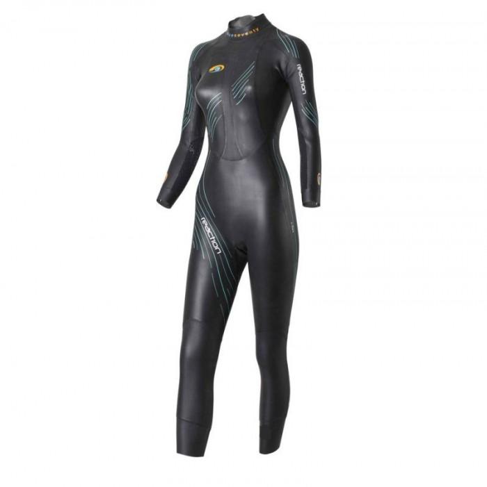 Womens BlueSeventy Reaction wetsuit