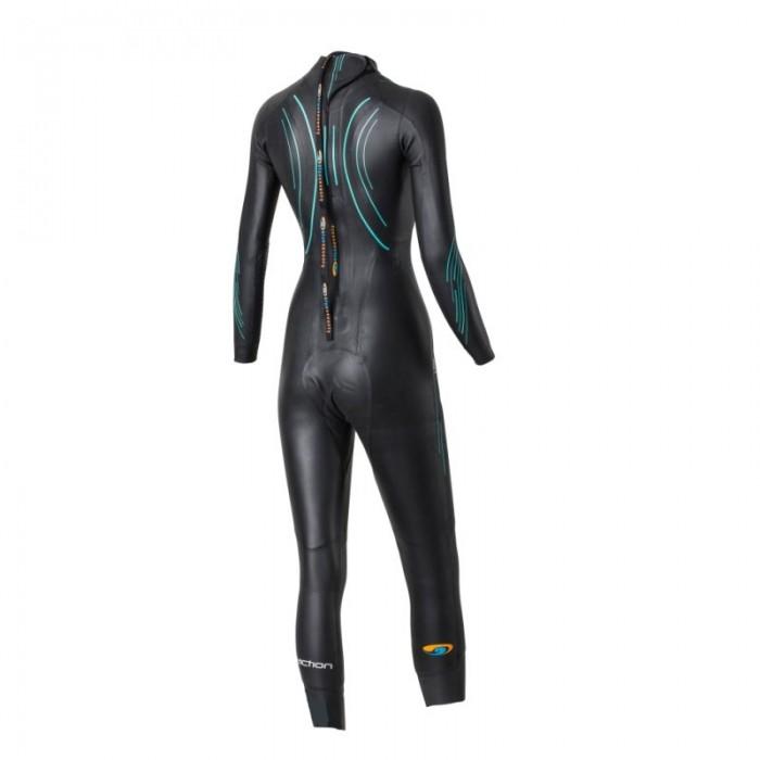 BlueSeventy Reaction wetsuit Womens back