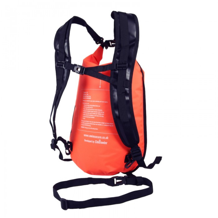 Wild Swim Bag shoulder straps
