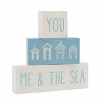 You, Me & The Sea blocks