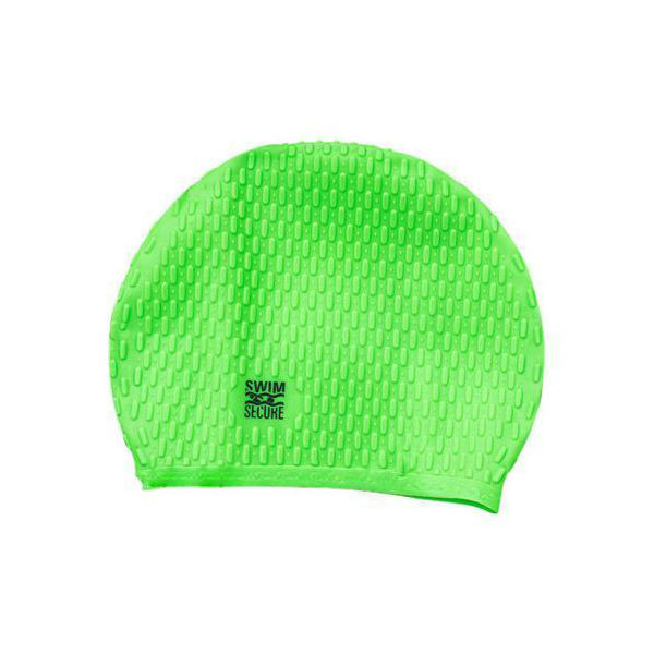 Swim Secure Bubble Cap Green