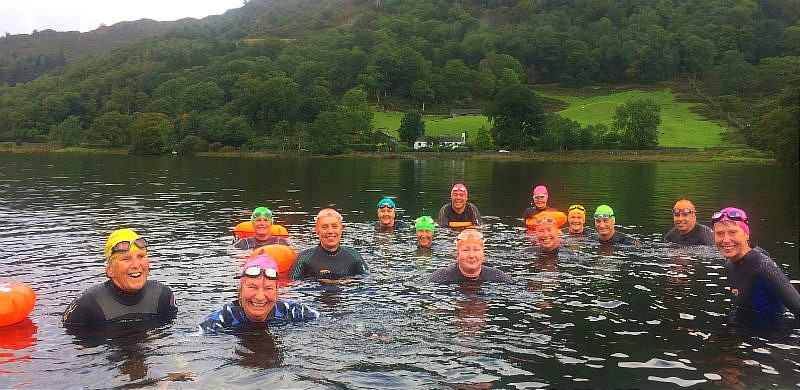 Lake Swimming Rydal