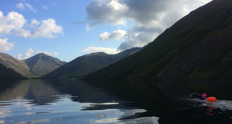 Lake Swimming Wastwater