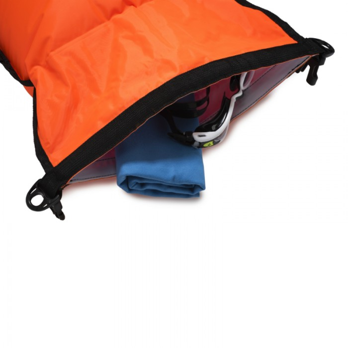 Puffin Billy Eco15 inside the drybag