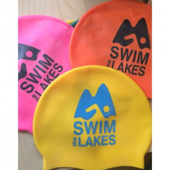 Swim the Lakes Swim Caps