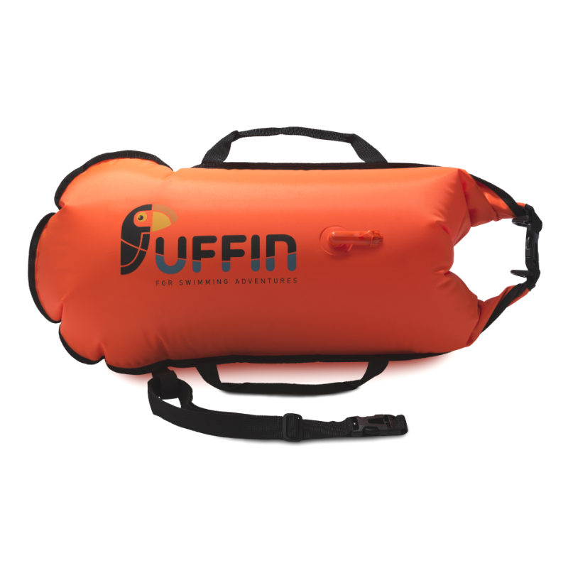Puffin Billy Drybag Swim Float