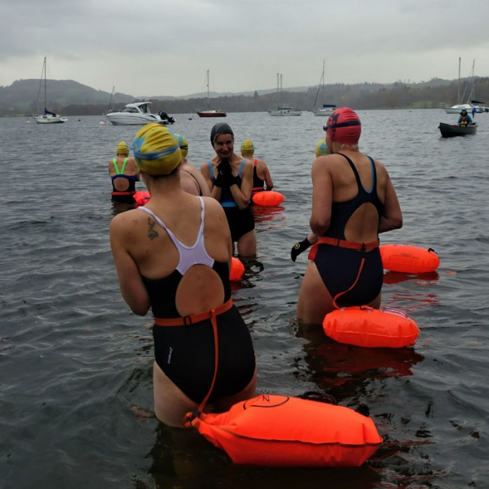 Cold Water Swimming Workshop_Chilly